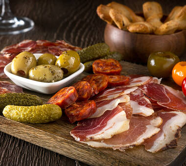 Quality Game, Poultry, Charcuterie and Provisions
